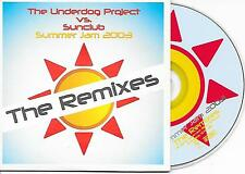 UNDERDOG PROJECT vs SUNCLUB - Summer jam 2003 (REMIXES) CDS 4TR Eurodance
