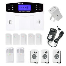 Danmini YA-500-GSM-33 Intelligent Fireproof Anti-theft GSM Alarm System US Plug
