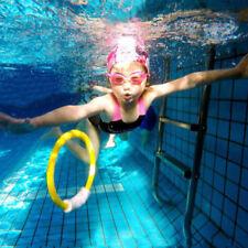Unterwasser Tauchen Ringe Kinder Wasserspiele Spiele Spielzeug SchwimmbadZubehör