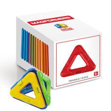 Magformers Triangoli 12 Costruzione Set - Magnetico Forme per Bambini