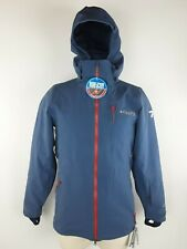 COLUMBIA Titanium CSC Mogul Waterproof Ski Snowboard Jacket Blue Men's Size S