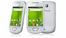 SAMSUNG GALAXY MINI GT-S5570 UNLOCK MOBILE PHONE IN WHITE COLOUR