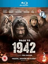 BACK TO 1942 - Back To 1942 (Blu-Ray) - UK STOCK - NEW SEALED