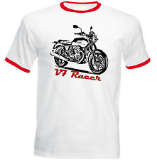MotoGuzzi V7 RACER INSPIRED - NEW COTTON TSHIRT - ALL SIZES IN STOCK