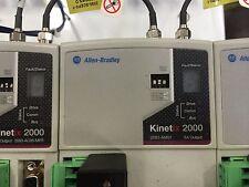 Allen Bradley Kinetix 2000 Servo Drive 2093-AC05-MP5 Integrated Servo Axis 3KW