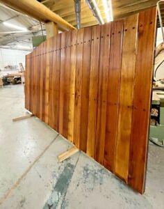 Hardwood Driveway Gates 10ft W x 5ft H - Fast Turnaround - We can make bespoke!