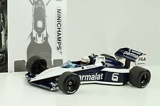 1983 Brabham BMW BT52 #5 World Champion Piquet F1 1:18 Minichamps