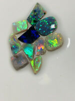 Australian Opal ROUGH L/Ridge Super Rubs Stunning & Clean 9.5cts ww1210 VIDEO!!!