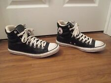 Used Sz 11 Fit Like 11.5-12 Converse Chuck Taylor Hi Padded Collar Tongue Shoes