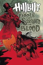 Hillbilly #4 by Eric Powell The Fiddle that Screamed for Blood Albatross  2016