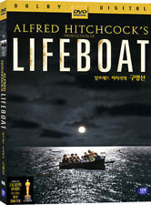 Lifeboat (1944) / Alfred Hitchcock / DVD, NEW
