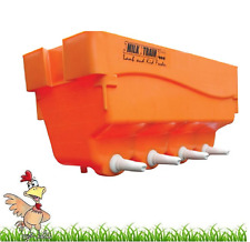 Milk Train 4L Lamb & Kid Milk Train Feeder Bucket Teats Lambing