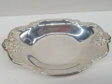 International Silver Company IS 448 Silverplate Serving Tray Dish