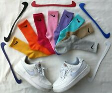 Nike Custom Coloured Socks | NEW | EU 38-44 / UK 5-9 | Multibuy (3 for £27)