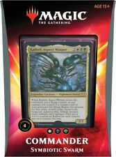 Magic: The Gathering Commander 2020 SYMBIOTIC SWARM - New Factory Sealed!!!!