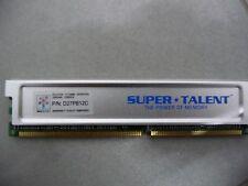 Super Talent 512 MB SD DDRRAM Memory (D27PB12C)