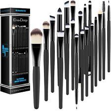Professional Makeup Brush Set Cosmetic Tools Eyeshadow Goat Sephora Brushes 20Pc