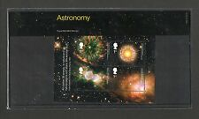 QEII 2002 Presentation Pack ASTRONOMIA STAMPS