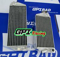 L&R aluminum  radiator Suzuki RMZ 250/RMZ250 2010 2011 2012