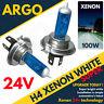 H4 24v Faro Xenón Blanco 100w Hid Super Halógeno 472 Lámparas de Niebla