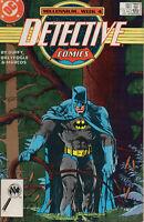 Detective Comics Week 4 #582 Jan 88 Batman DC by Duffy Breyfogle & Marcos