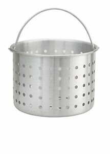 Winco ALSB-80, 80-Quart Win-Ware Aluminum Steamer Basket for ALST-80, ALHP-80 an