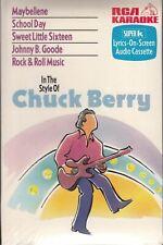 Chuck Berry RCA Karaoke Super K (1993)
