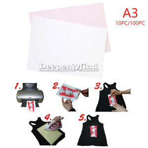 10/50/100PCS A3 A4 Thermal Transfer Paper Heat Toner For DIY PCB Prototype Print