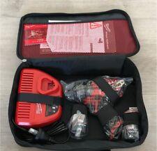 Milwaukee M12CD Brushless Screwdriver Kit