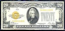 1928 $20 Gold Certificate -FR#2402