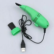 USB Mini Vacuum Cleaner for PC Laptop Computer, Electronics Keyboard, Dust Brush