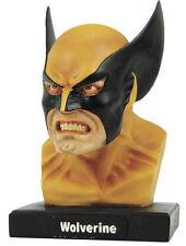 Marvel Comics legends alex ross wolverine mini bust statue figure, avengers