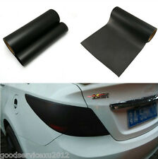 Scrub Matte Black Car Tail Lamp Protection Film Vinyl Sheet Cover Wrap For Mazda