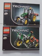 LEGO ® Recipe/instruction n. 8281