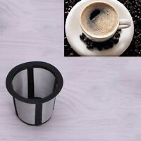 Reusable Replacemen Coffee Filter Baskets K Cup Style Mesh Infuser Maker tool