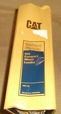 Cat Caterpillar 908 Compact Wheel Loader Service Shop Repair Book Manual 8bs1 Up