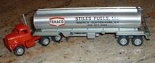 Stiles Fuels Texaco Gasoline '76 Tanker Clifton Park, NY Winross Truck