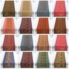 Indian Long Table Runners Christmas Decoration Wedding Home Decor Table Cloth