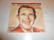 FRANKLIN KENNEDY - Welcome to my world - UK 2-track Juke Box Vinyl Single