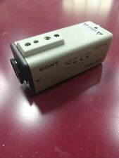 Sony SSC-M383 B&W Analog Security Camera