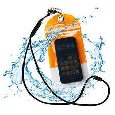 CUSTODIA WATERPROOF UNIVERSALE COVER PROTEZIONE IPHONE 6 PLUS NOKIA BLACKBERRY