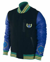 "NIKE DESTROYER (BRAZIL / BRASIL) MEN'S JACKET SZ M  ""WORLD BASKETBALL FESTIVAL"""