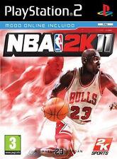 Nba 2k11. juego para Sony PlayStation 2 PS2. usado buen estado.