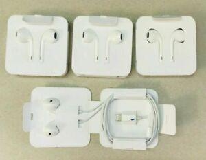 APPLE iPHONE 7 8 PLUS X XS MAX XR  7 PLUS 8 WIRED EARPHONES EARBUDS HEADPHONES