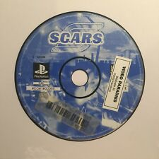 PS1 S.C.A.R.S SCARS nur CD Sony PlayStation 1 #CD#1#00069