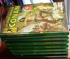 Super Conan 1ª Edicion - Editorial Planeta / Forum 1981 - Coleccion Completa