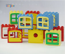 LEGO DUPLO 5 Window multi colored mixed TOP