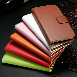 WALLET COVER CASE FOR SAMSUNG GALAXY S4 MINI 19190 + FREE SCREEN GUARD