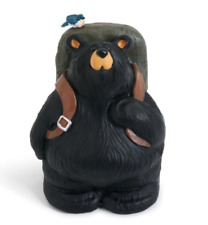 Bearfoots Walk About Figurine by Jeff Fleming for Big Sky Carvers