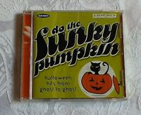 2003 Do the Funky Pumpkin Halloween hits from ghost to ghost Old Navy Music CD